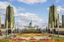 哈薩克前總統府