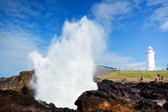 凱阿瑪噴水洞