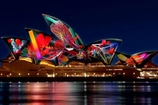悉尼燈光音樂節
