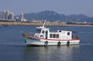 小石島乘船出海捕撈海鮮