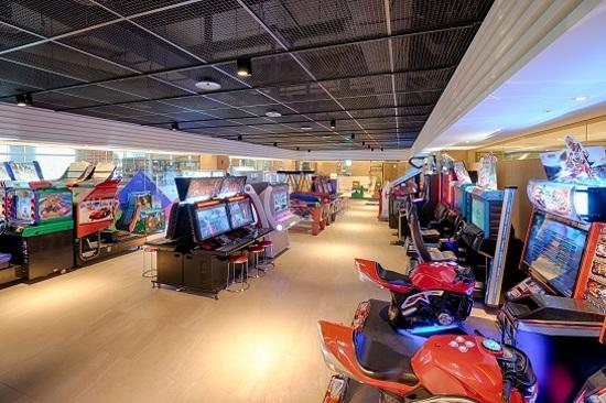 Sol Beach Hotel & Resort~Game Room