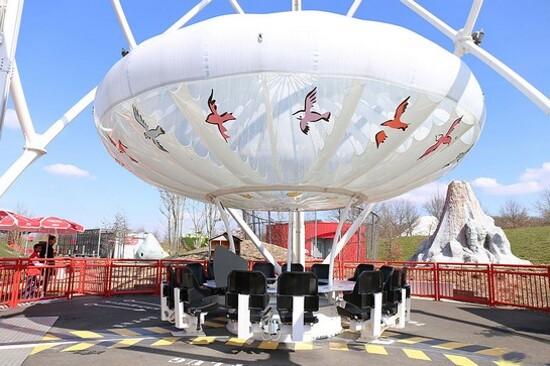 利川Aero Space 空中咖啡室