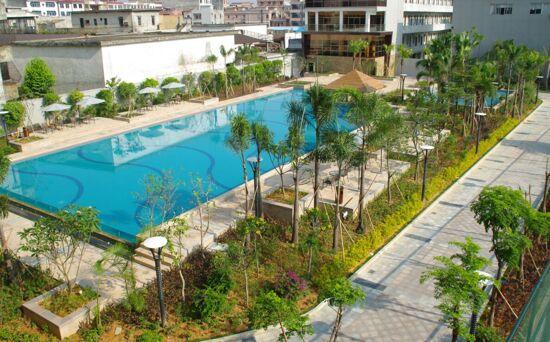 華通城酒店
