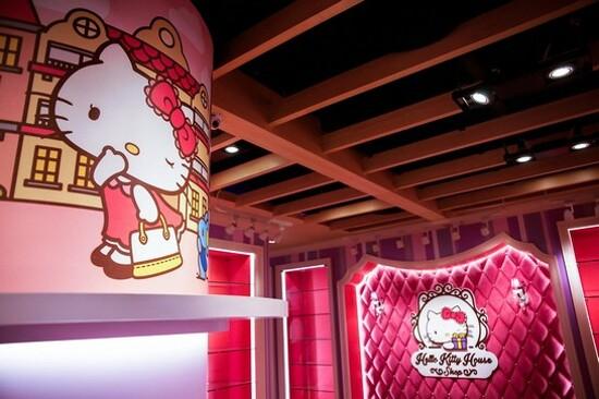 曼谷Sanrio Hello Kitty House