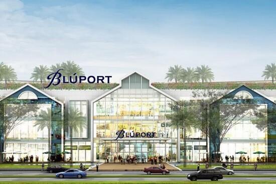 大型百貨公司Bluport