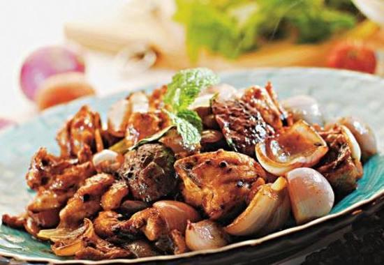 黃姚豆豉宴