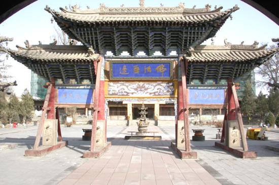 大佛寺-牌坊樓