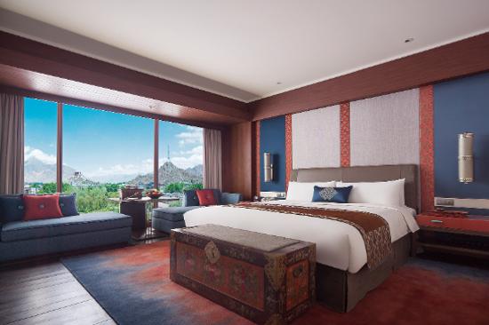 香格里拉大酒店房間
