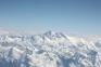 飛機上觀賞珠峰