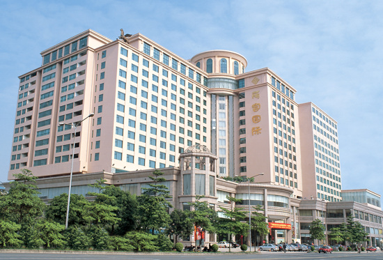 江門麗宮酒店