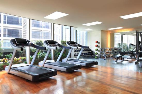 廣州海航威斯汀酒店-健身中心