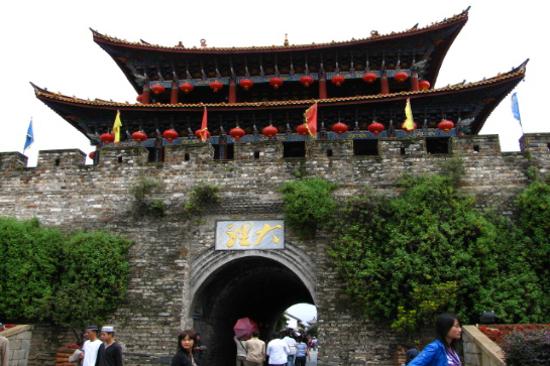 大理古城門