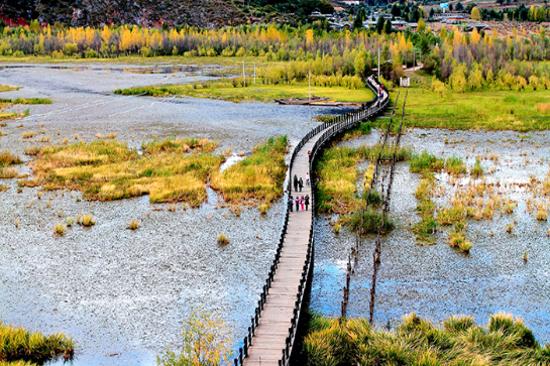 瀘沽湖 - 走婚橋