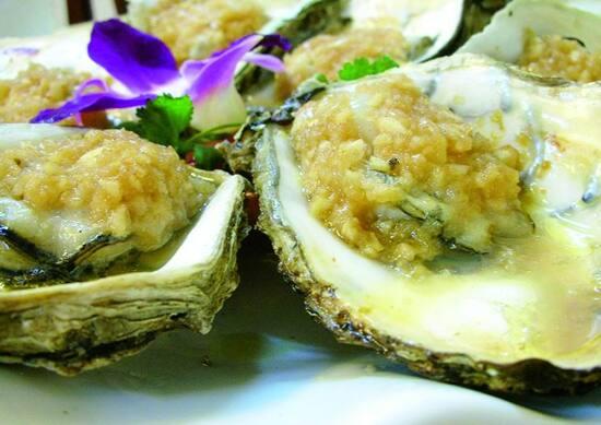 長腳蟹生蠔海鮮自助餐