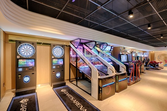 Sol Beach Hotel & Resort~Game Room