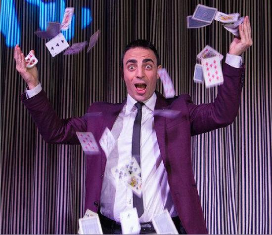 馬戲酒店夢想成真主題餐廳魔法盛宴