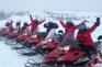 雪上電單車2