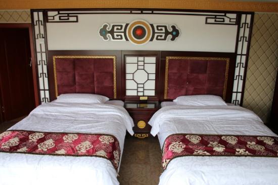 古烈延城堡蒙古包