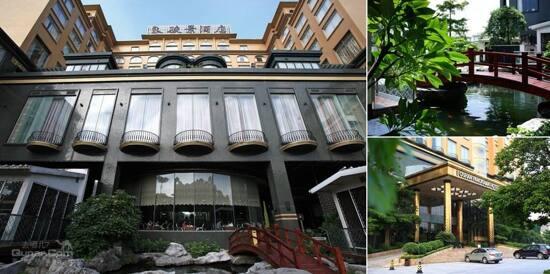 順德駿景酒店