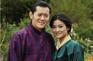 Bhutan King and Queen