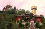 龜山公園-巨型轉經筒