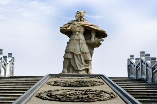 袁崇煥紀念館 - 點將台