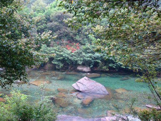 龍川大峽谷(自費項目)