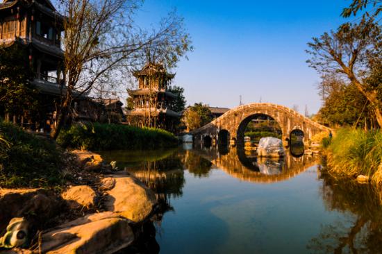 黄龍溪古鎮