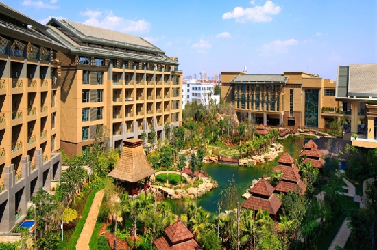 昆明洲際酒店
