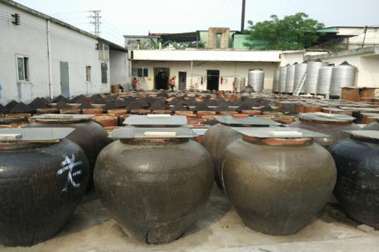 寮步豆醬廠