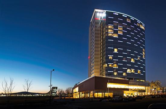 一山The MVL Hotel Kintex