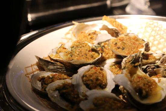 環球海鮮美食自助餐