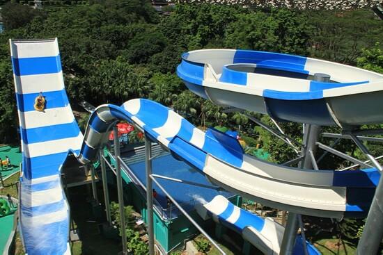 珠海夢幻水城