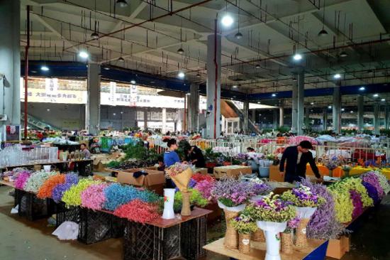 斗南花卉市場