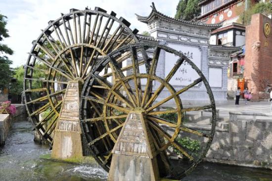 麗江古城 - 大水車