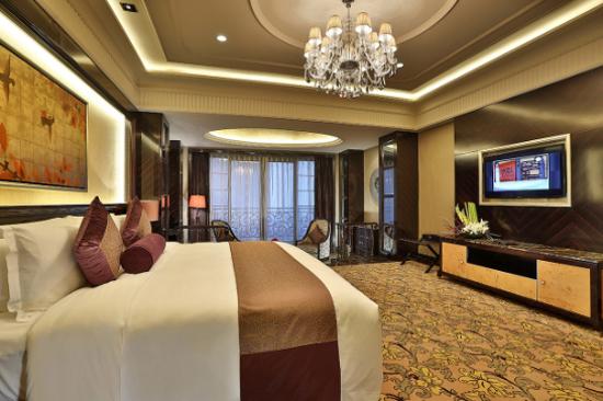 成都雅居樂豪生大酒店