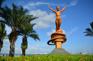 奧運女神雕像