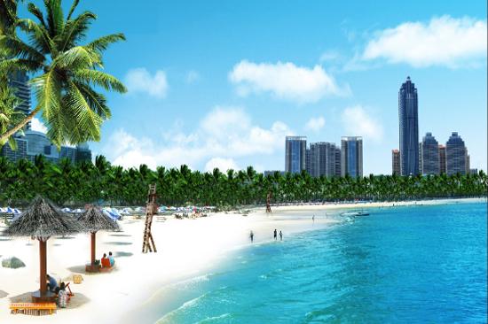 金沙灣濱海休閒旅遊區