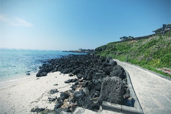 漢潭海岸散步路