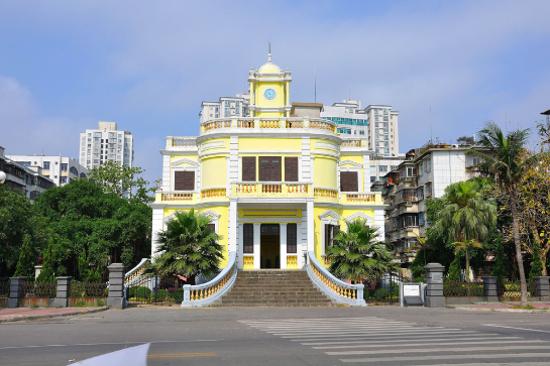 廣州灣法國公使署舊址(車遊)
