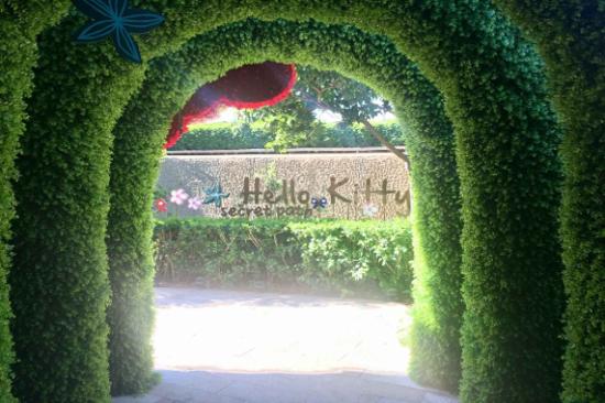 「卡通人氣Hello Kitty Secret Path」主題餐廳