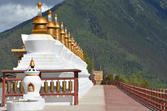 飛來寺觀景台