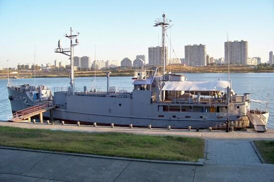 美國武裝間諜船~普韋布洛號