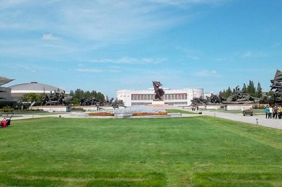 朝鮮祖國解放戰爭勝利紀念館
