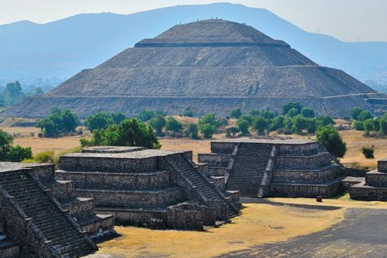 墨西哥提奧狄華岡