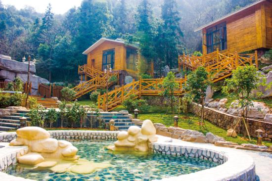 廬山西海溫泉度假村-天然居