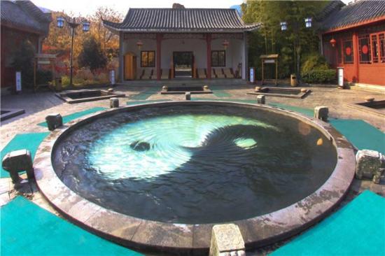 廬山西海溫泉度假村-太極八卦區