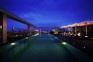 礁溪晶泉 頂樓無邊際溫泉泳池