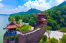 東湖磨山風景區