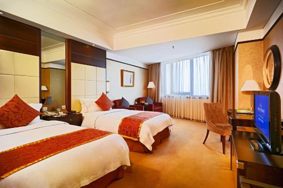 明珠豪生酒店房間